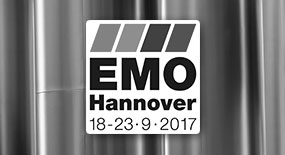 2017 年在EMO 欧洲机床工具展览会上亮相
