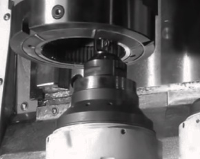 Shifter stop machining