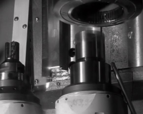 Pocket groove milling