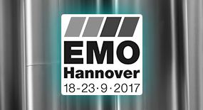 Premiere auf der EMO 2017.