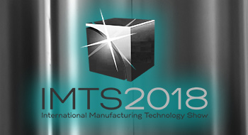 In September at Americas' largest Manufacturing Show IMTS