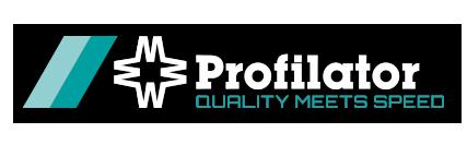 Logo Fräsmaschinenhersteller Profilator GmbH